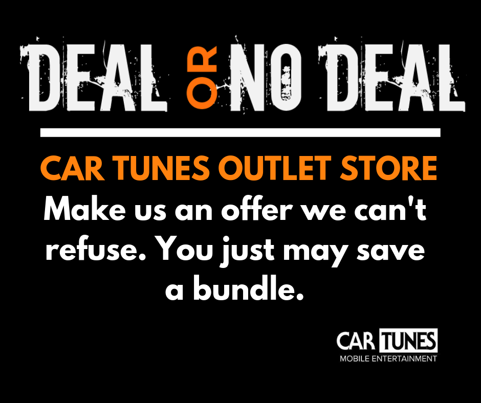 Save Big! Outlet Store-Car Tunes Mobile Entertainment